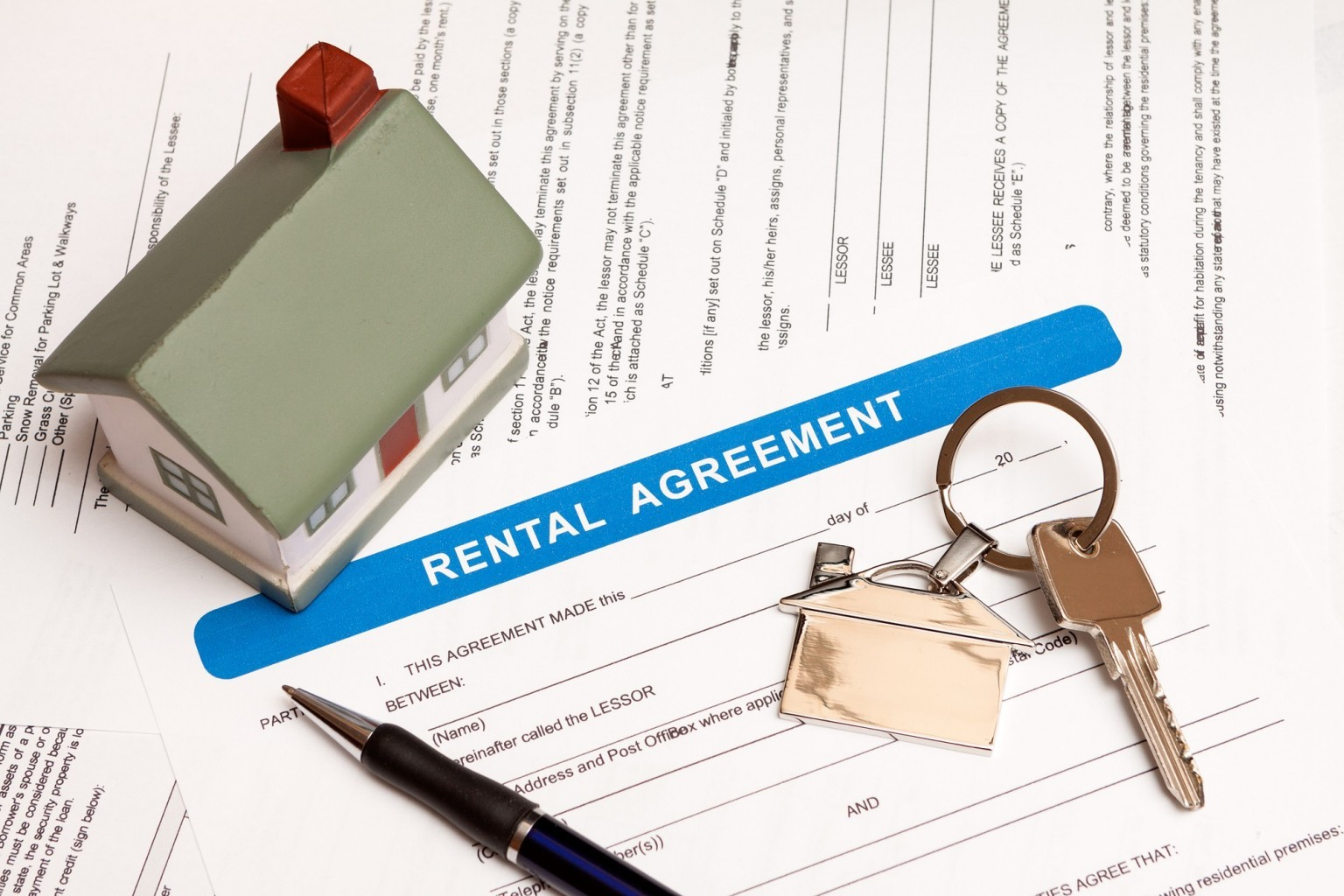 rental agreement - chaves - casa